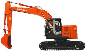 รีวิวรถขุด HITACHI รุ่น ZAXIS225US