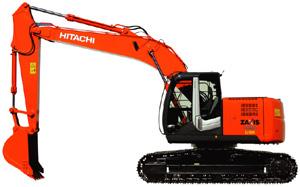 รีวิวรถขุด HITACHI รุ่น ZAXIS225USR