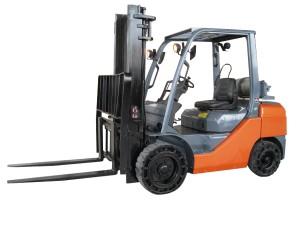 รีวิว รถยก Forklift Toyota รุ่น 8FGCU32