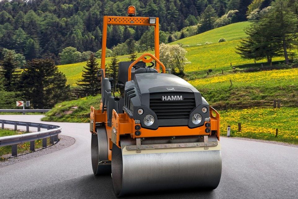 รถบดHamm รุ่น HD 8 VV_02-min